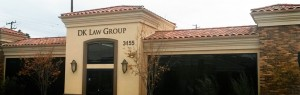 DK Law Group's new Thousand Oaks office is located right off the Ventura Freeway at 3155 Old Conejo Road.