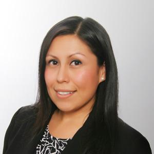 Lawyer April Navarro