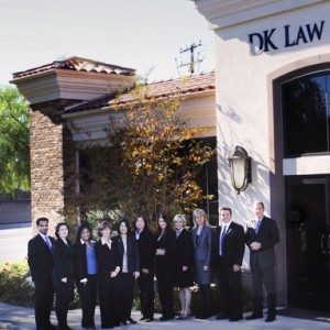 Happy Holidays from all of us at DK Law Group